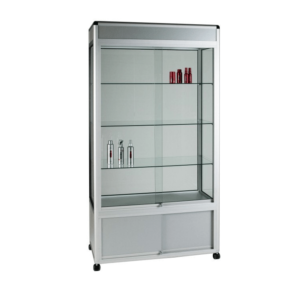 Display Cases and Tower Displays