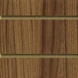 Canaletto Walnut Slatwall Panels