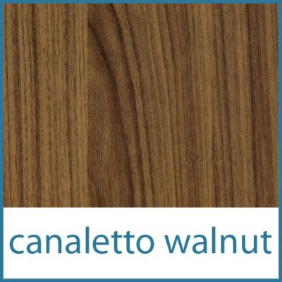 Canaletto Walnut Timber Panel Swatch