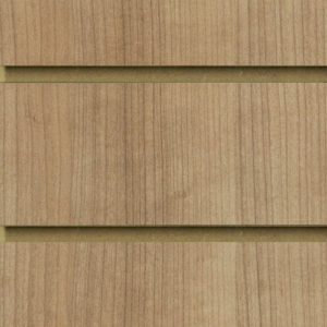 Cherry Slatwall Panels