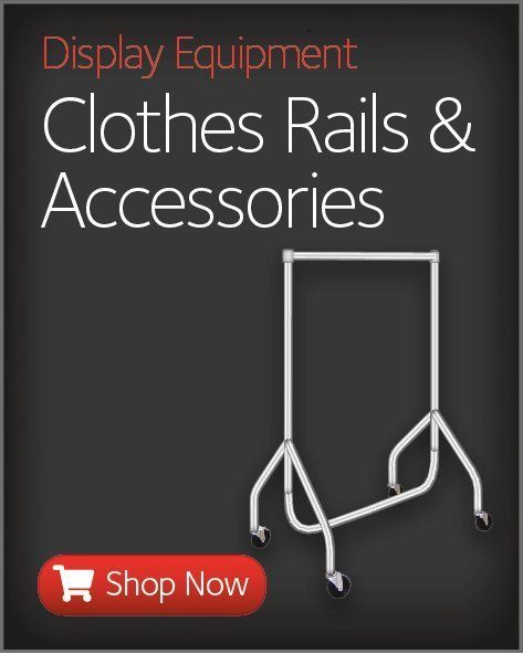 Clothes Rails and Garment Rails
