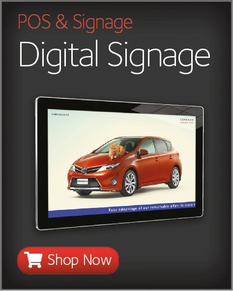 Digital Signage and Touch Screen Kiosks