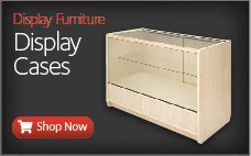 Save on Shop Counters and Display Cases