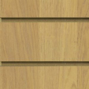 Oak Slatwall Panels
