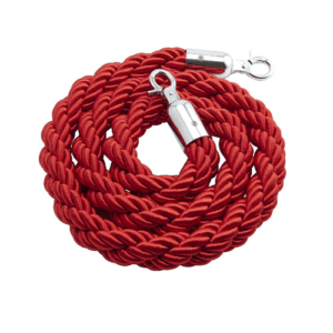R175 Red Barrier Rope