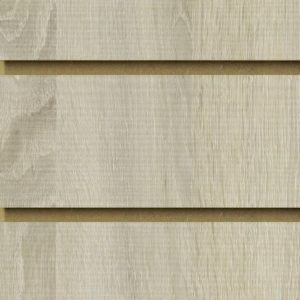 Rustic Oak Light Slatwall Panels