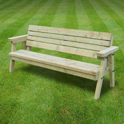 Thistleton Junior Garden Seat - 3Ft 1