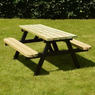 Oakham Junior Steel Bench 1