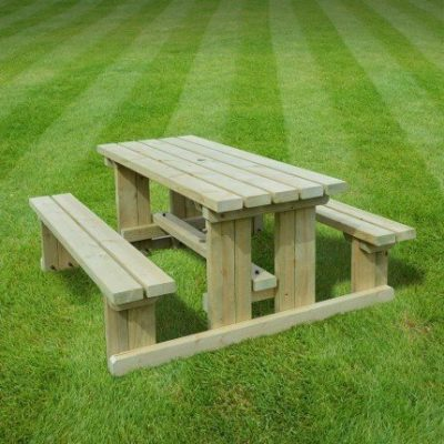 Tinwell Junior Picnic Bench 1