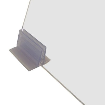 Protective Screen Supports - Sneeze Screen - Cough Guard Supports Detail