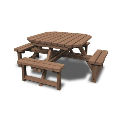 Whitwell Junior Octagonal Bench 2