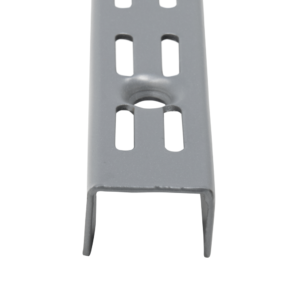 Silver Twin Slot Uprights