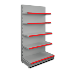 General Wall Shelving Display - Retail Shop Shelving