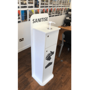 Hand Sanitiser Unit