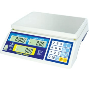 Excell FD3-P Retail Weighing Scale