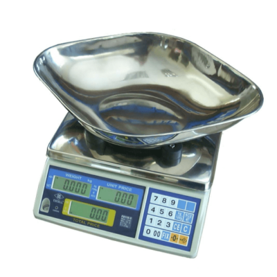 Excell FD3-P Fruit & Veg Scoop Weighing Scales