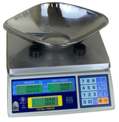 Excell FD3-P Sweet Scoop Scales