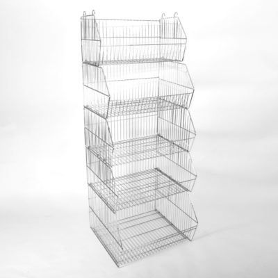 2FT Stacking Baskets